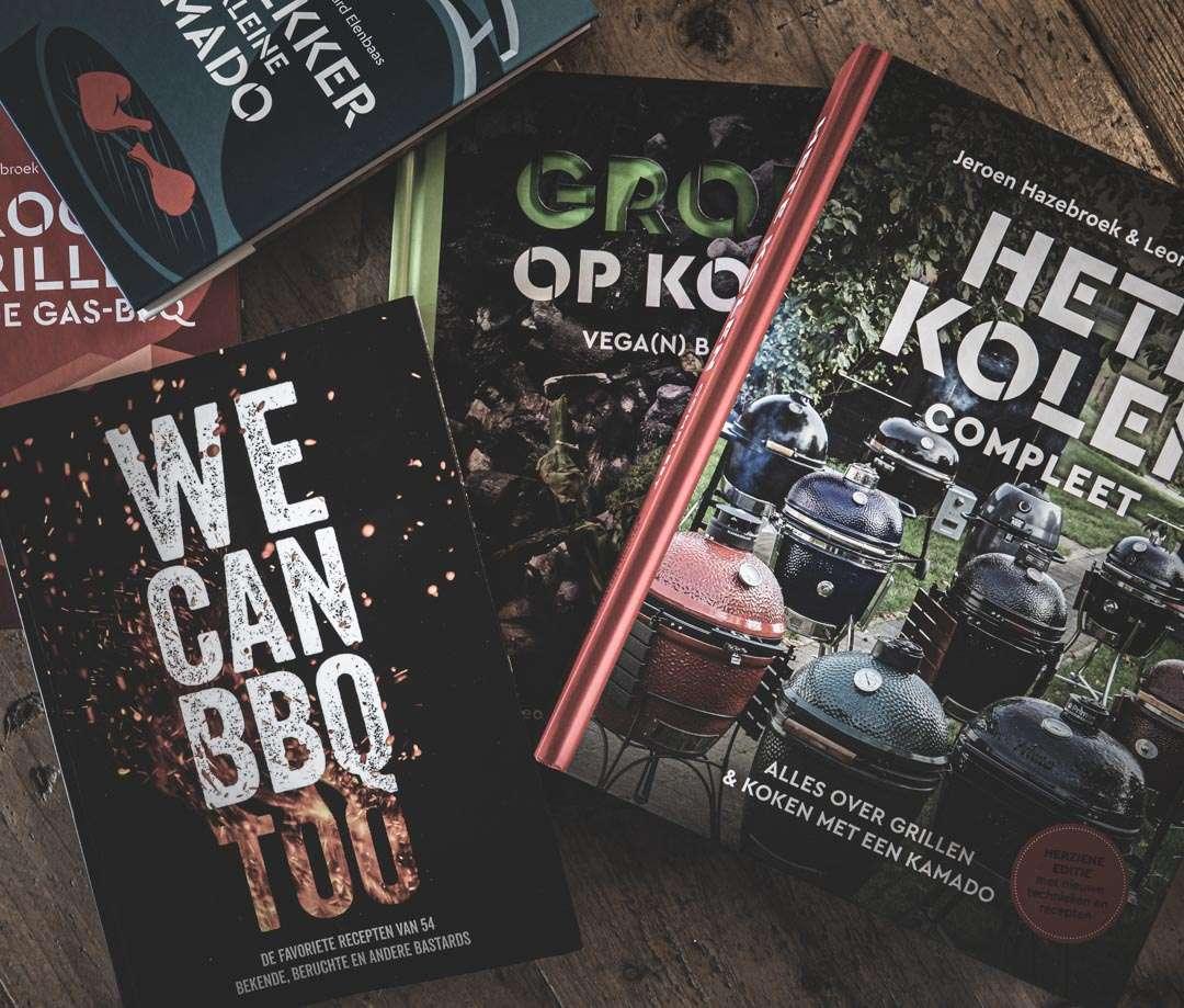 Categorieafbeelding | BBQ boeken