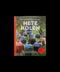 Productafbeelding | Hete Kolen | Jeroen Hazebroek, Leonard Elenbaas | BBQ-boek