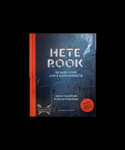 Productafbeelding | Hete Rook | Jeroen Hazebroek, Leonard Elenbaas | BBQ-boek