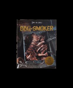 Productafbeelding | Ja ik gril - BBQ-Smoker | Markus Kaufer | BBQ-boek